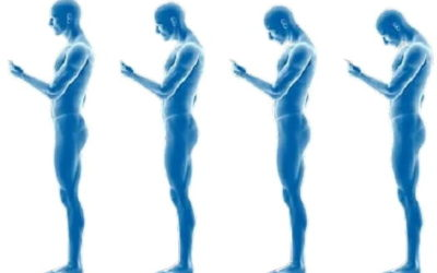 AVOID TEXT NECK AKA FORWARD HEAD POSTURE WITH THESE TIPS